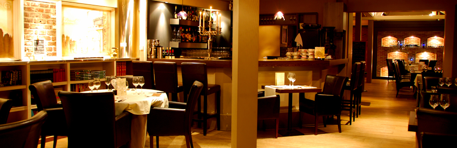 Restaurant-Grill 't Stoveke Aalter trendy tafelen te Aalter centrum